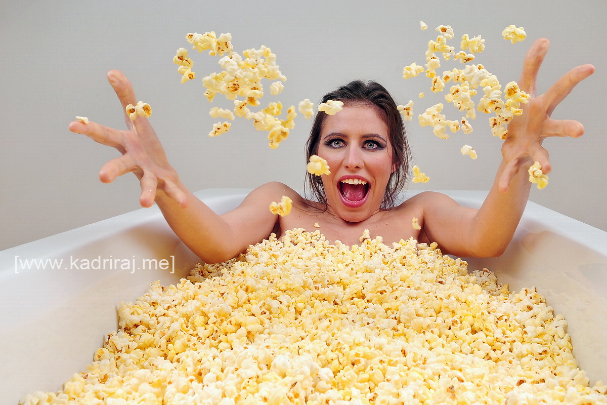 Wanna Pop Some Corn